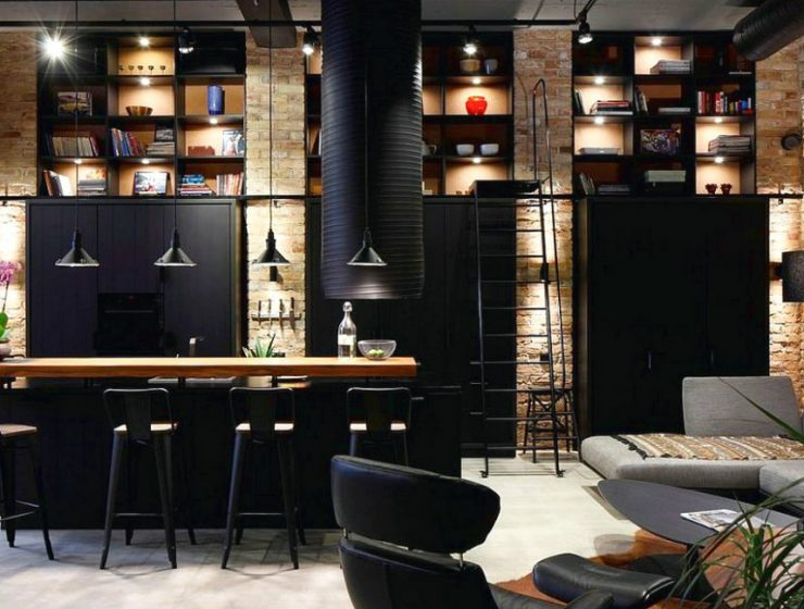 5 Industrial Bar Stools You Will Want for Your Home!