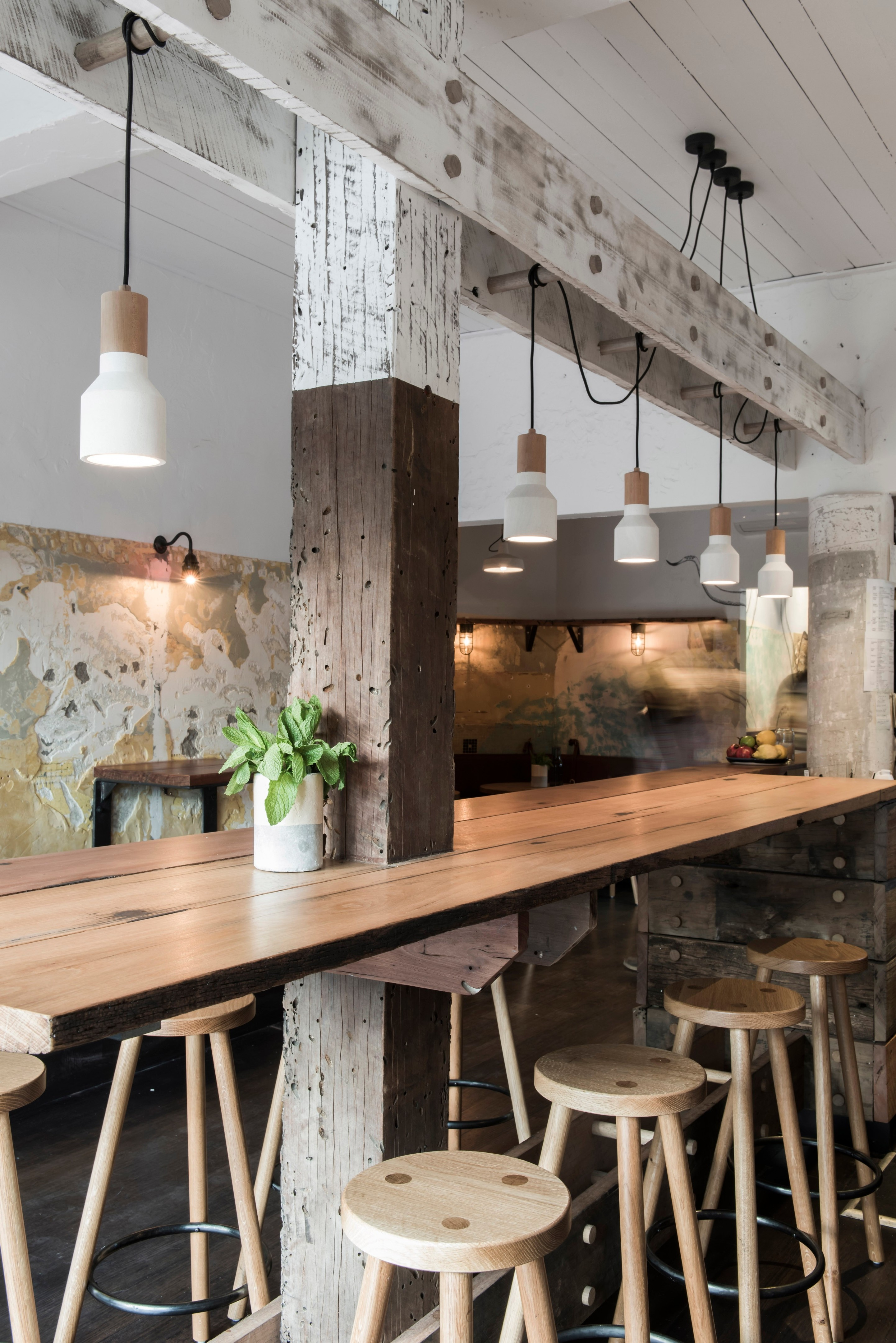 Vintage Industrial Bar Decor Ideas For Your Next Project