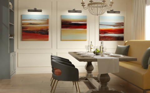 A Dining Room Design That Will Win Your Design Lover Side