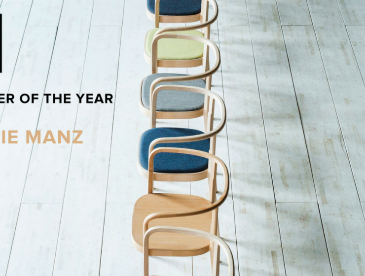 Cecilie Manz: Designer of the Year for Maison et Objet 2018!