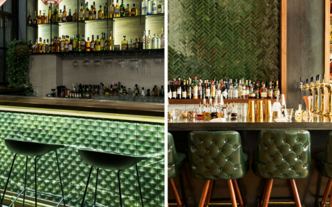 Choose the Best Green Bar Stools to Liven Up Your Home this Winter!