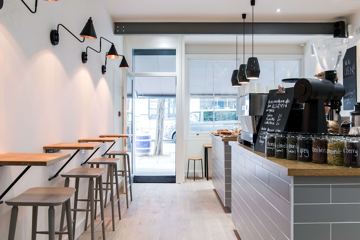 interior design furniture minimalism industrial design. Exellent Minimalism As Space Was A Bit Compacted The Whitewashed Oak Flooring Chosen  One In Vintage Industrial Interior To Make Look Bigger To Interior Design Furniture Minimalism Industrial I