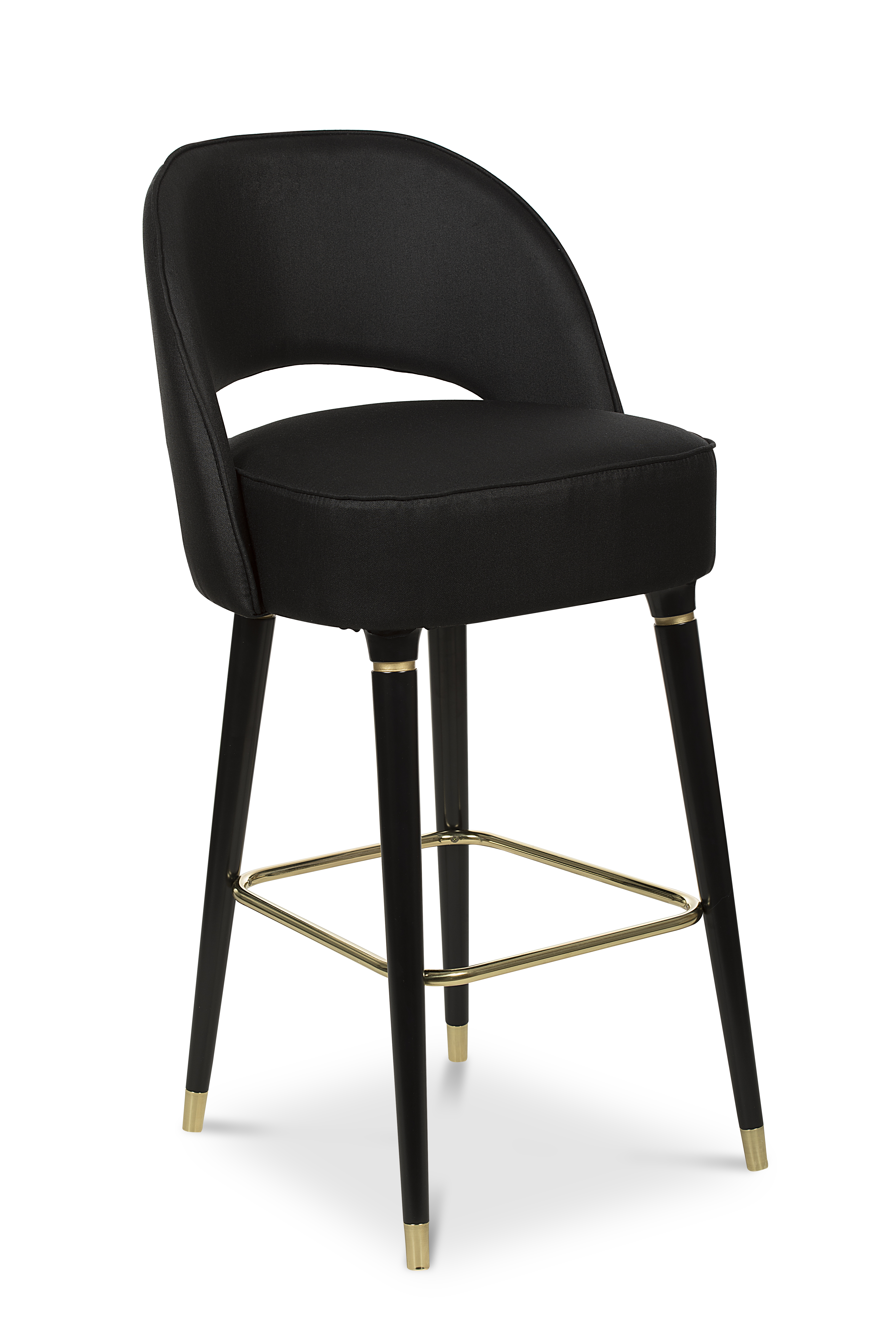 finish bar gloss index boss black stools store stool