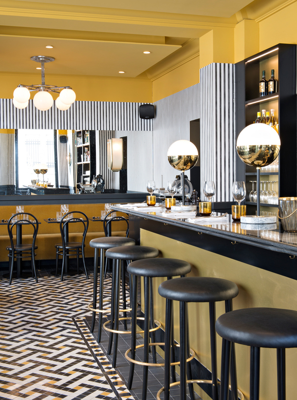 You Have to Stop by This Art Deco Bar When You\'re in Paris! – Bar ...