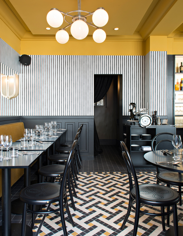 Connu You Have to Stop by This Art Deco Bar When You're in Paris! – Bar  TR85