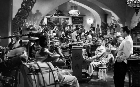 6 Movie Bars Where We Wouldn't Mind Having a Drink
