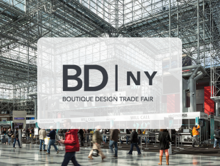 BDNY 2017: The Return of the Biggest Hospitality Design Show!