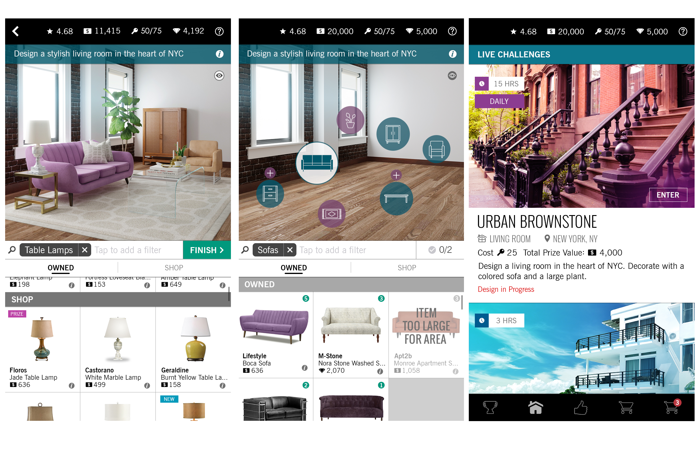 Home design apps for iphone castle home for Best home decor apps