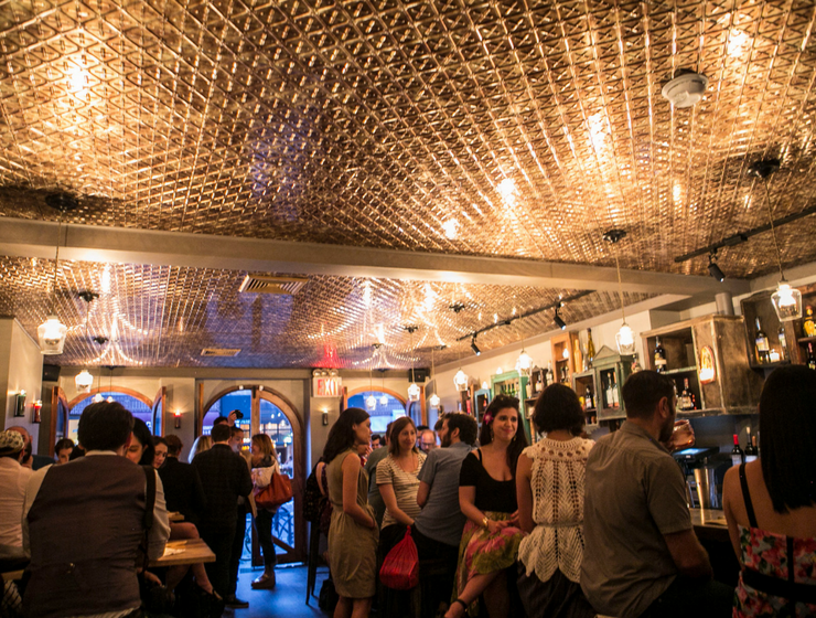 The 7 Best Bars in New York Just in Time for New Year's Eve!