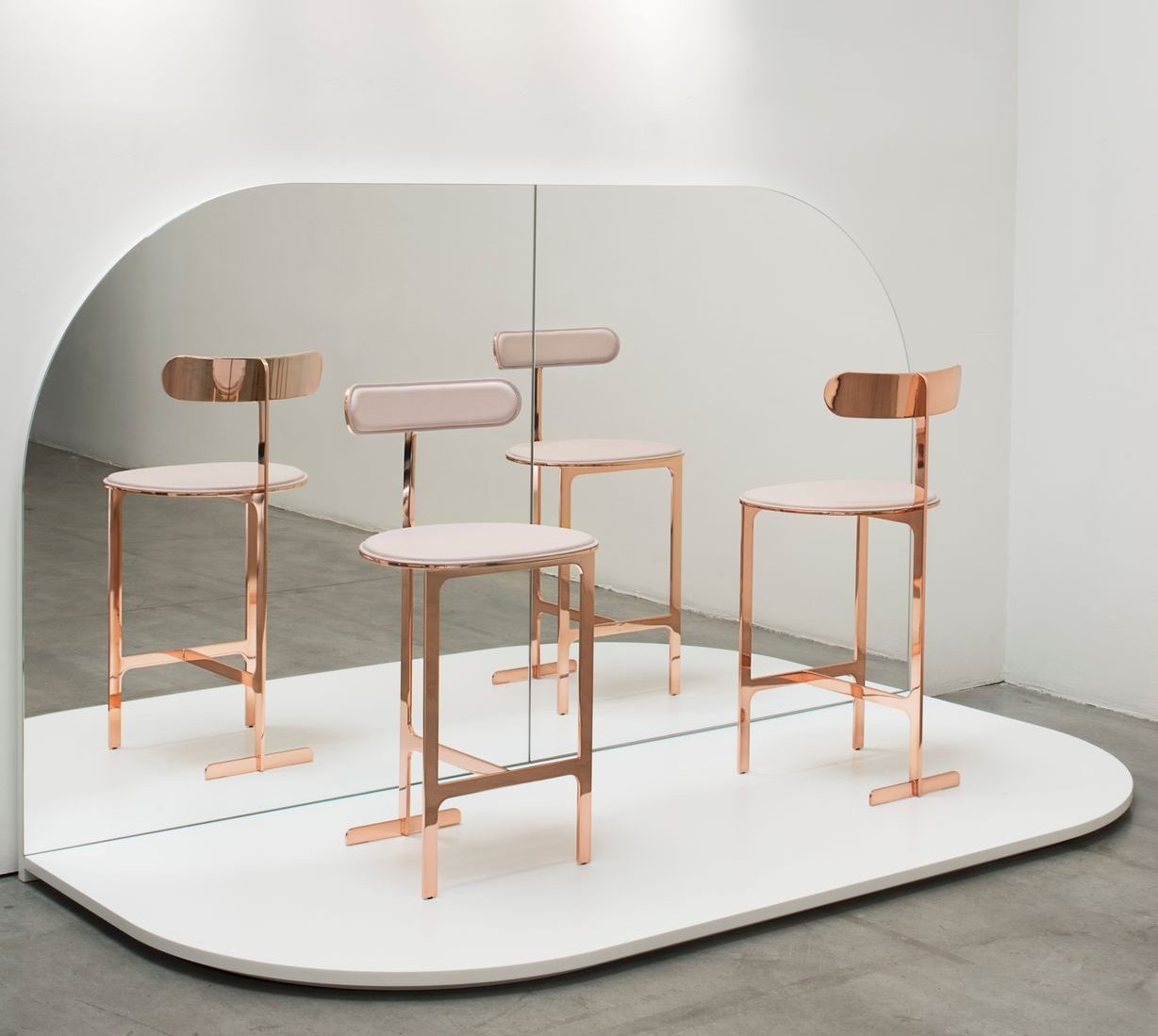 Here S Proof Why Copper Bar Stools Might Be The Next Big