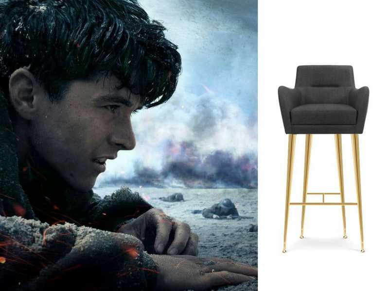 Choose an Oscar Nominated Movie, and We'll Give You a Modern Bar Stool_1