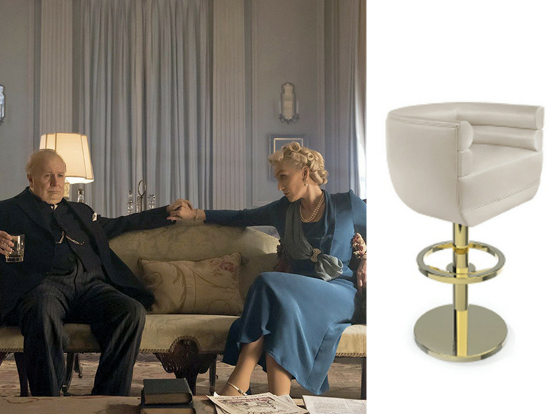Choose an Oscar Nominated Movie, and We'll Give You a Modern Bar Stool_6