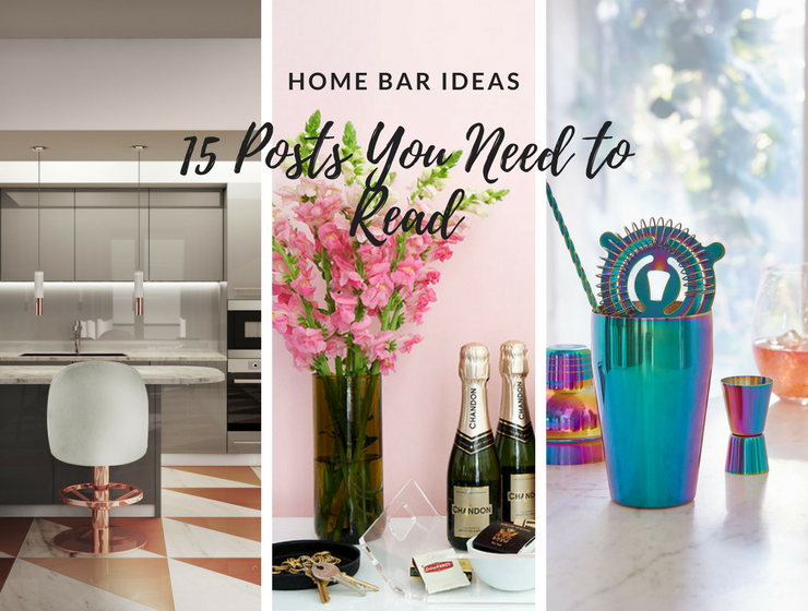 10 Posts You Need to Read Before Designing Your Home Bar