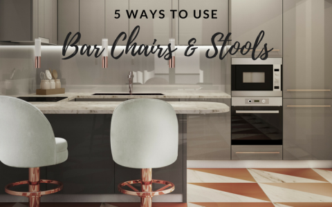5 Unexpected Ways to Use a Modern Bar Chair in Your Home Decor_feat