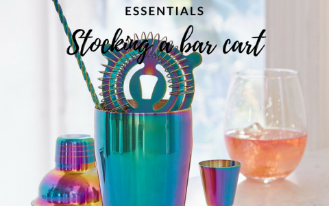 Home Bar Essentials All You Need to Properly Stock Your Bar Cart_5