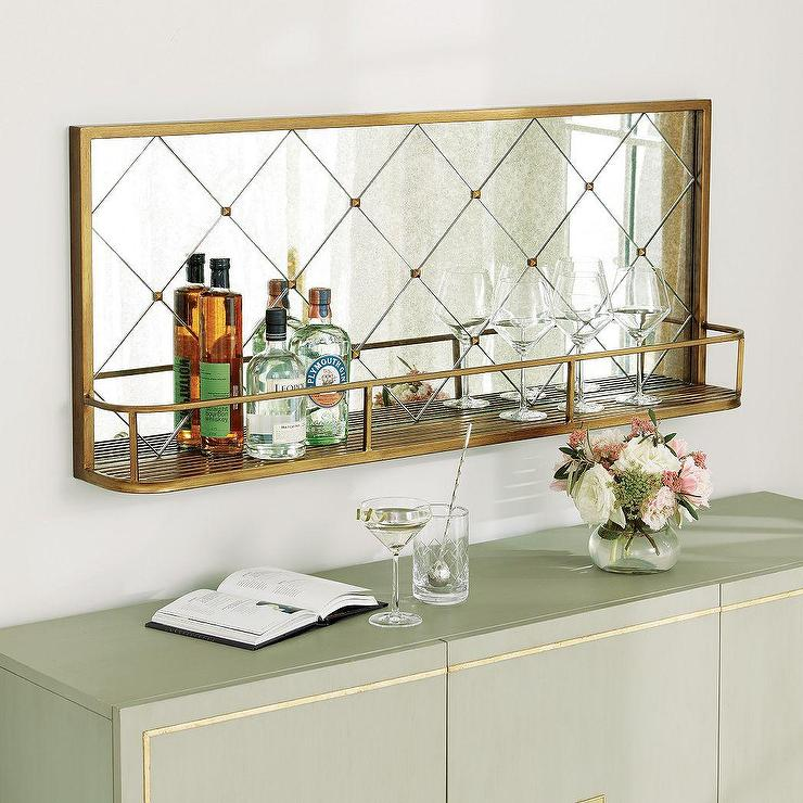 Why Bar Shelves Are the Next Big Thing in Interior Design – Bar ...