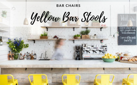 5 Yellow Bar Stools that Will Bring Joy to Your Home_feat