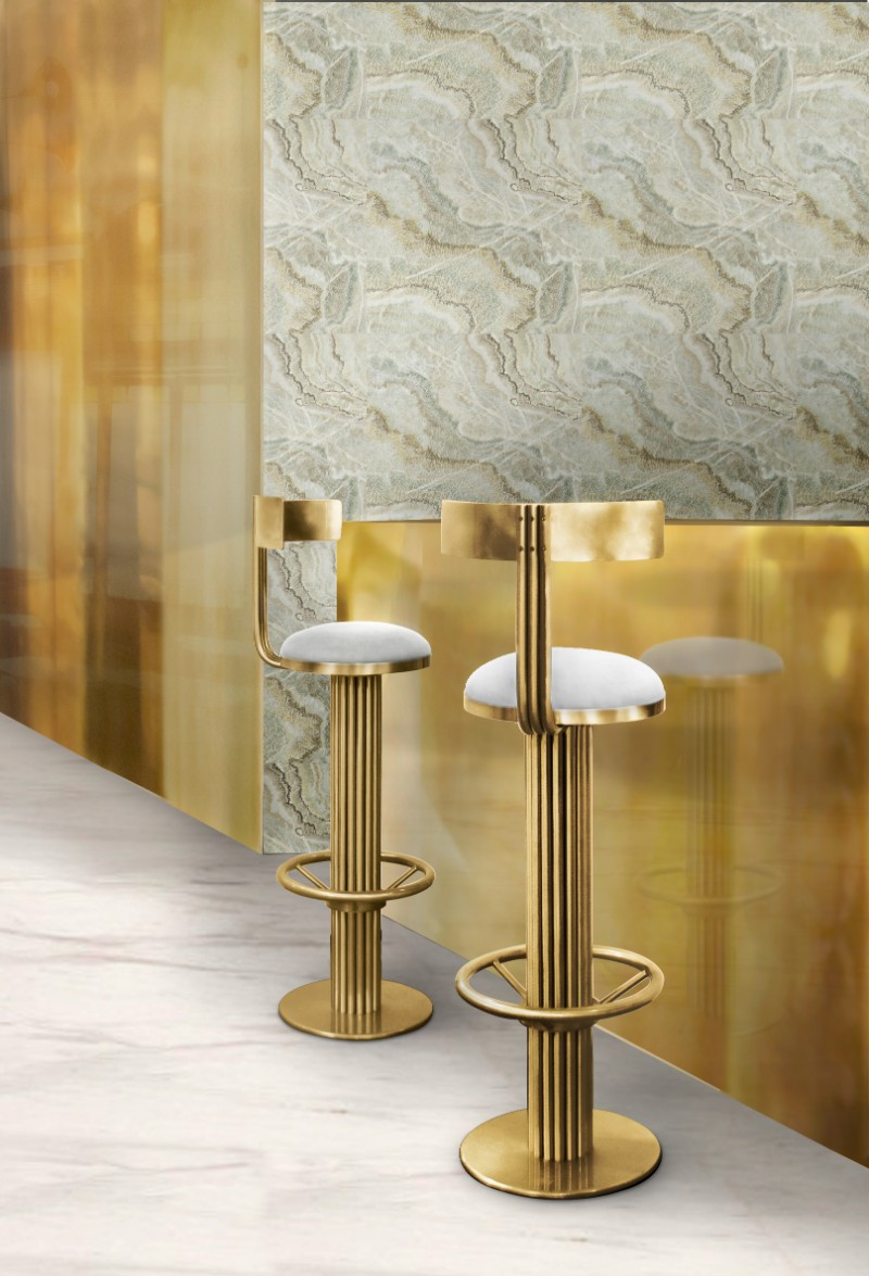 Bar Design Ideas The Best Stool and Counter Combos 3