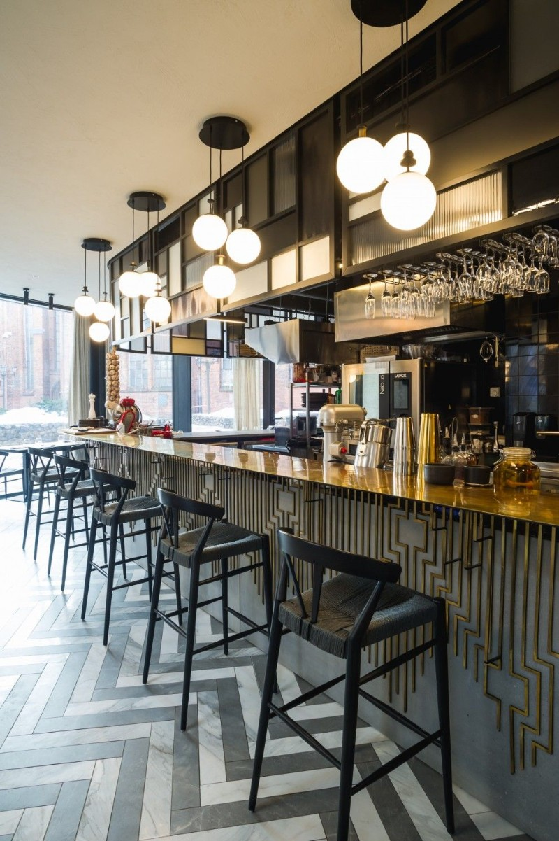 Bar Design Ideas The Best Stool and Counter Combos 5