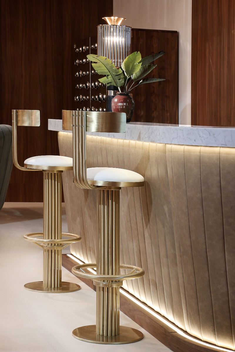 Bar Design Ideas The Best Stool and Counter Combos 6