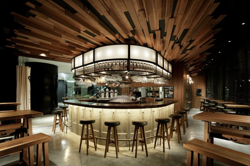 Bar Design Ideas The Best Stool and Counter Combos 8