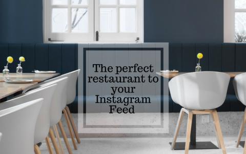 Your Daily Dose of Restaurant Interior Design Instagram Inspiration