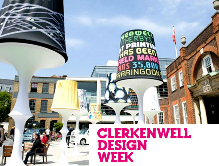 Clerckenwell design week
