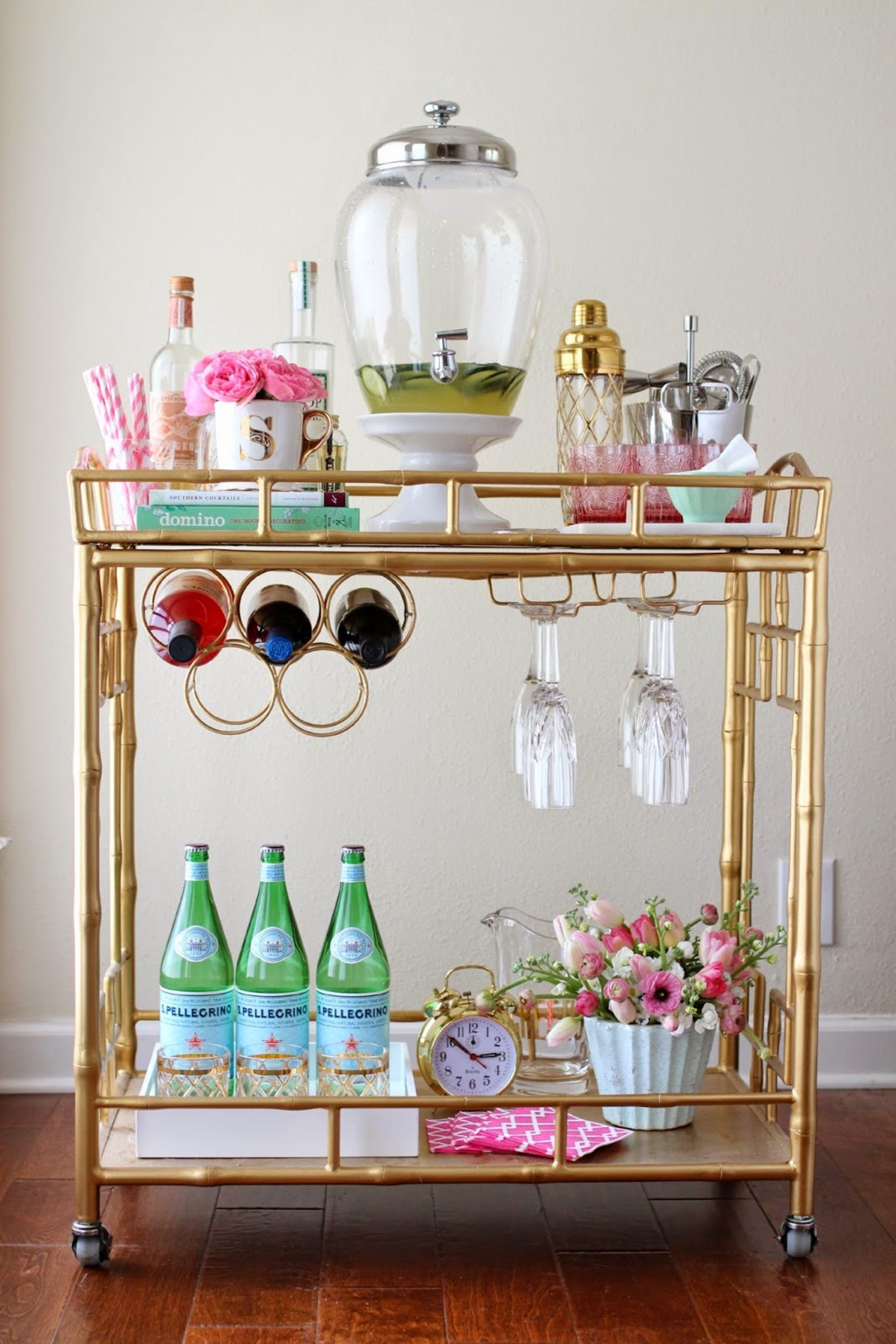 If You Can Get A Drink Cart That Has Wine Rack As It Will Allow To Some Of Our Best Bottles And Keep Them At Hand Whenever