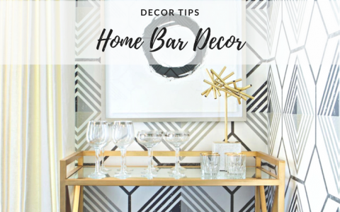 Home Bar Decor Turn Your Boring Living Room Corner Around!_1