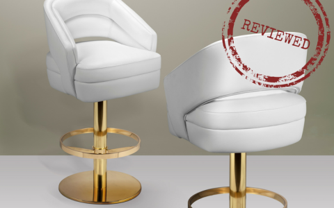 Review- Is Russel Mid-Century Modern Bar Stool Worth It_feat