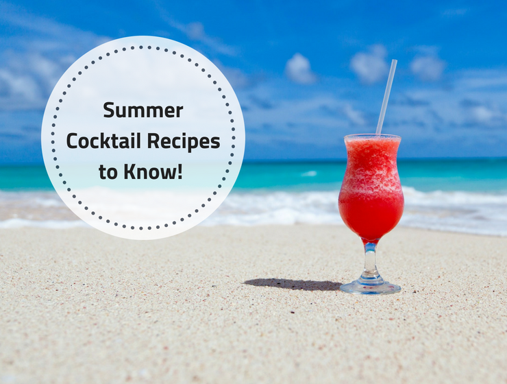 7 Classic Cocktail Recipes that'll Glam Up Your Summer capa