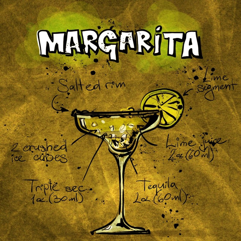 7 Classic Cocktail Recipes that'll Glam Up Your Summer margarita
