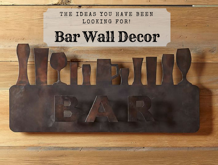 Bar Wall Decor The Ideas You Have Been Looking For Home