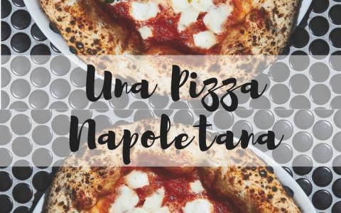 Culinary and Aesthetics Meet New York's Una Pizza Napoletana
