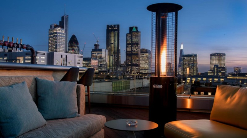 Rooftop Bars in London that Will Blow Your Mind! aviary 2
