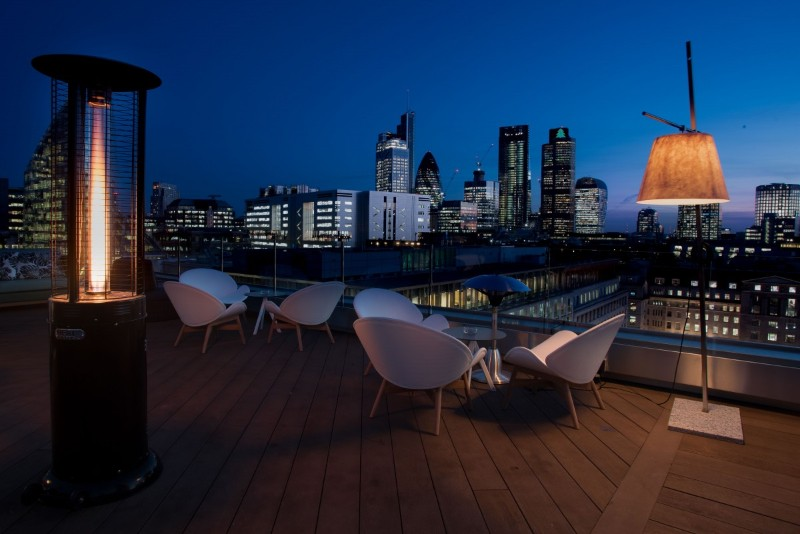 Rooftop Bars in London that Will Blow Your Mind! aviary