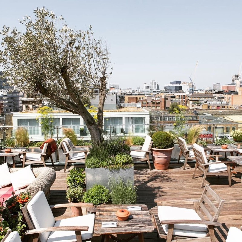 Rooftop Bars in London that Will Blow Your Mind! boundary 2