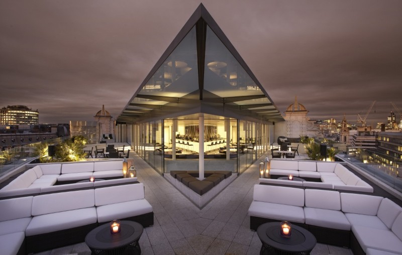 Rooftop Bars in London that Will Blow Your Mind! radio 1