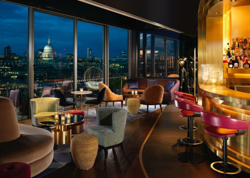 Rooftop Bars in London that Will Blow Your Mind! rumpus 2