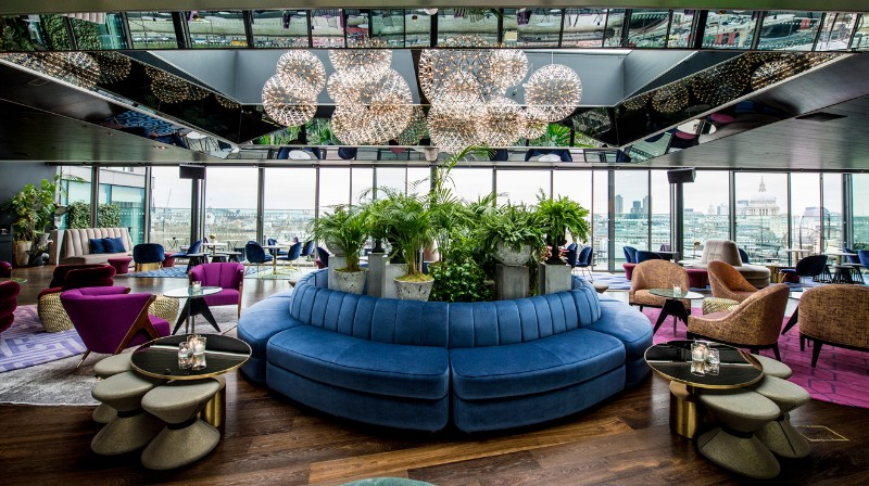 Rooftop Bars in London that Will Blow Your Mind! rumpus