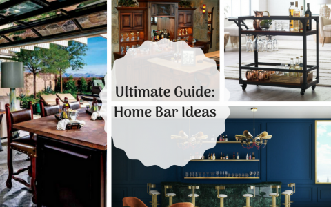 Ultimate Guide_Home Bar Ideas