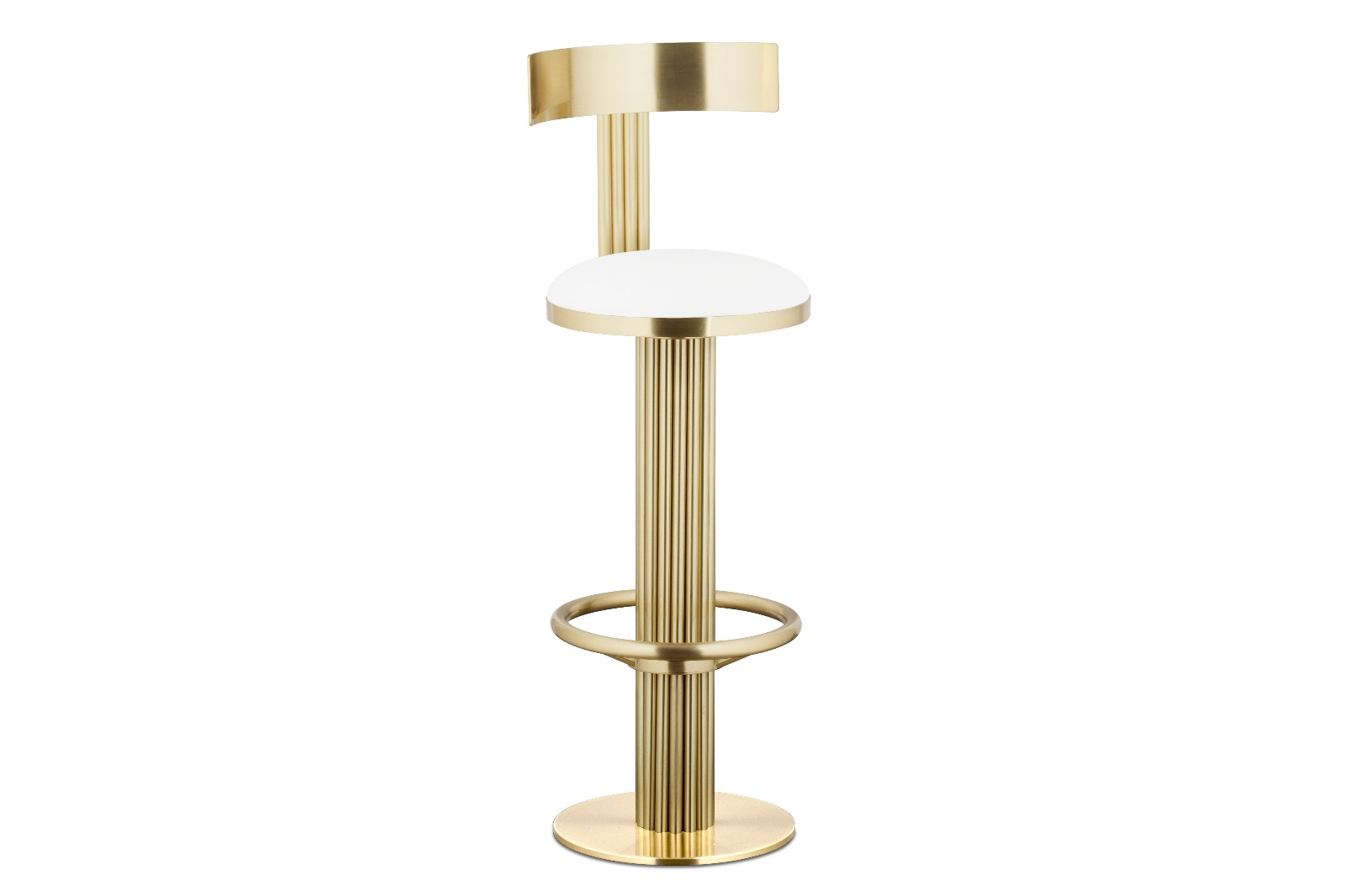 Find Here the Bar Stools with Gold Legs That'll Change Your Home Decor_10