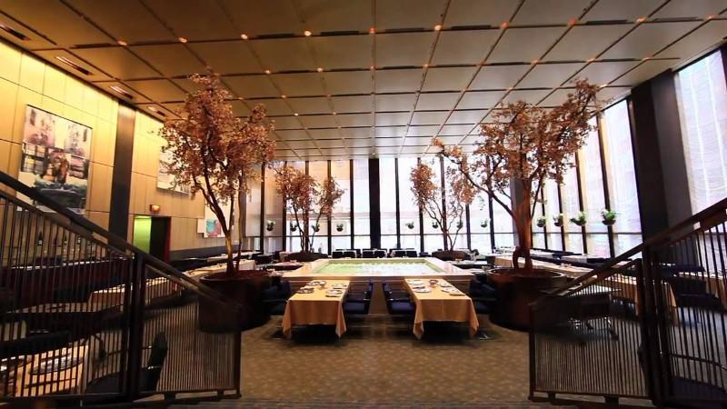 mid-century design, vintage restaurant, restaurant interior, mid-century architecture, mid-century modern architecture