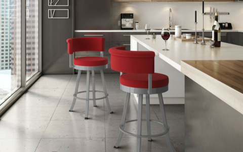 5 Red Bar Stools That Are Simply The Best!