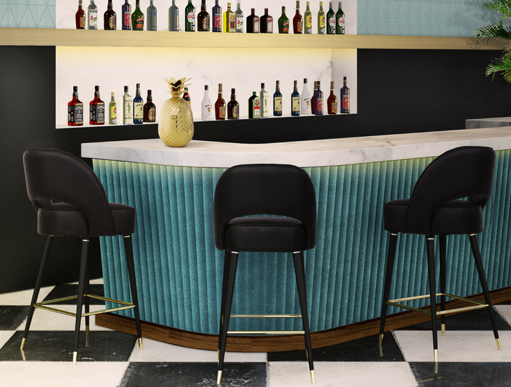 Vintage Bar Chairs That Will Take You Back In Time Again