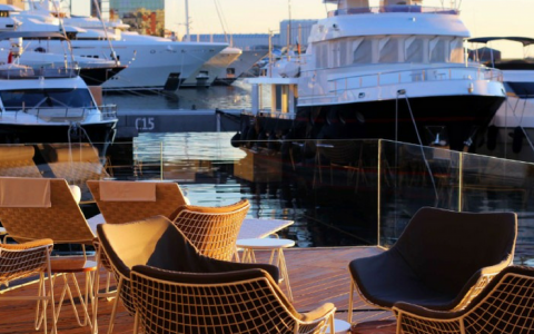 World's Most Inviting Restaurants OneOcean Club in Barcelona, Spain
