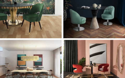 8 Dining Chairs You Absolutely Can't Miss Having In Your Home