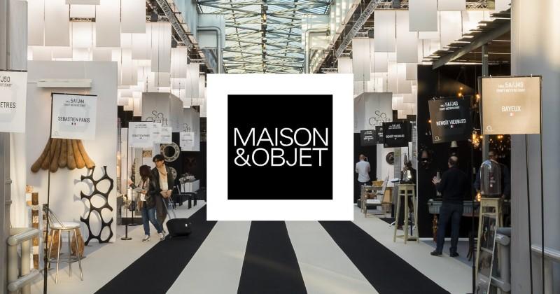 Goodbye Paris, Goodbye Maison Objet See You In January