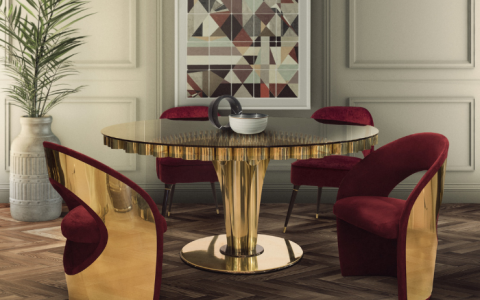 5 Modern Dining Chairs That Will Bring A Little Color Into Your Life!