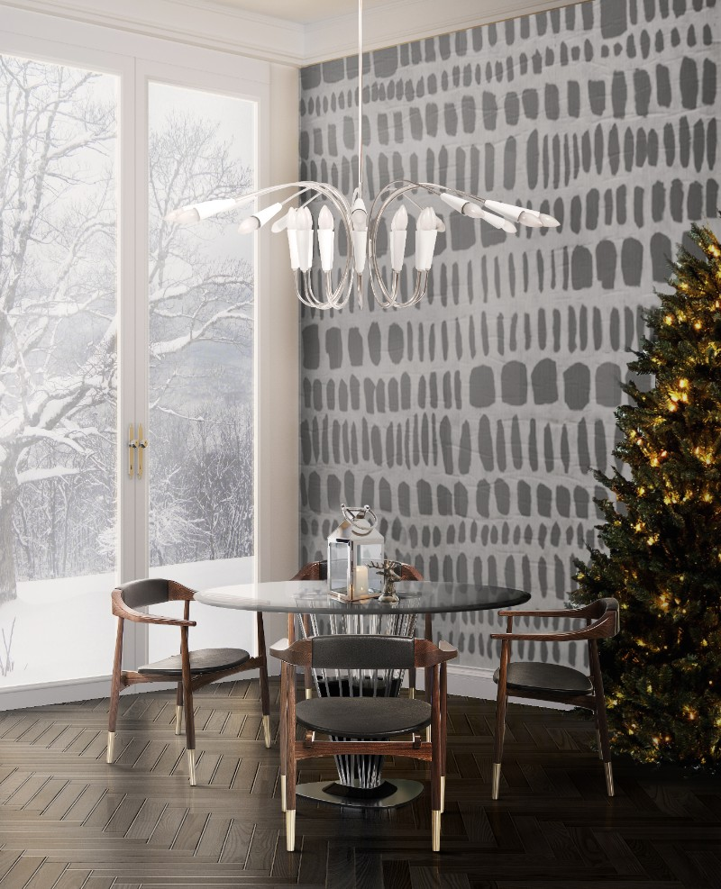 Dining Room Designs Ready For A Christmas Feast